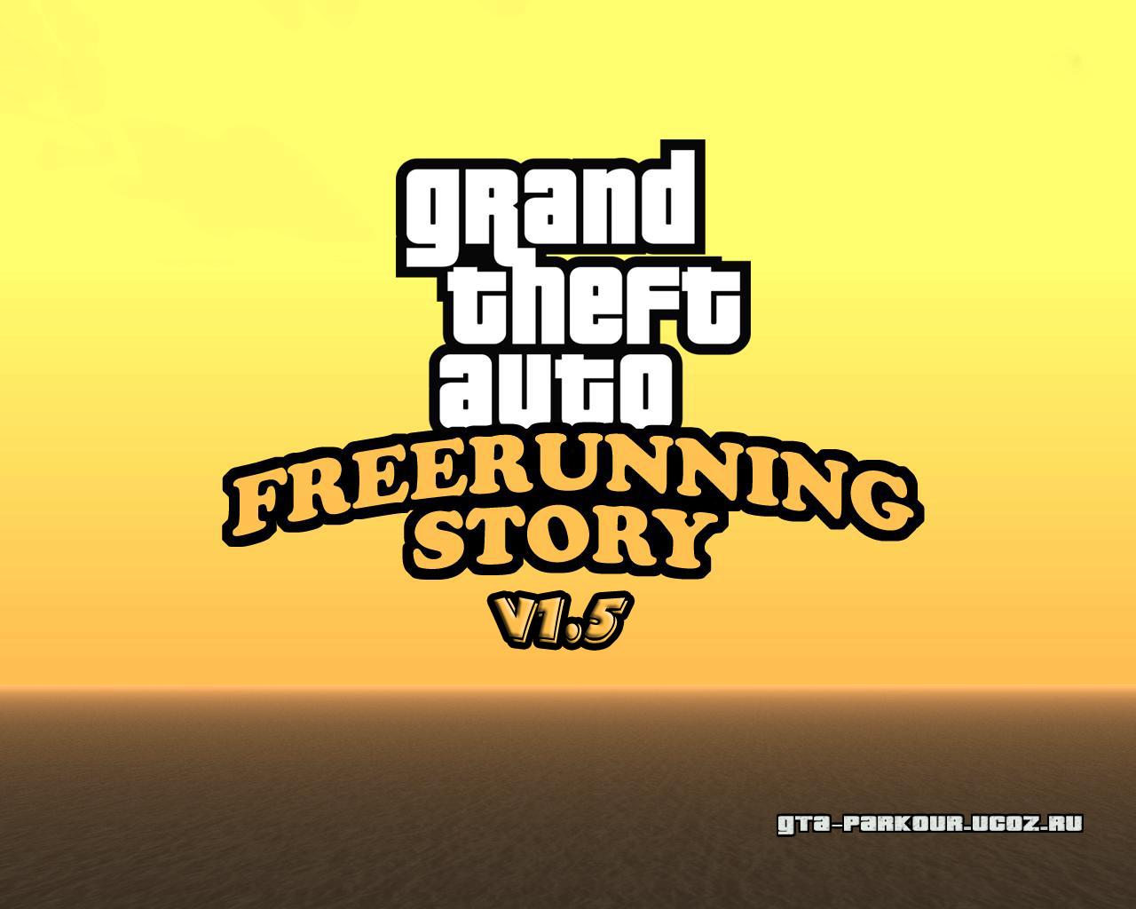 FreeRunning Story 1.5